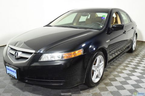 Used Acura TL 4dr Sedan Automatic Navigation System