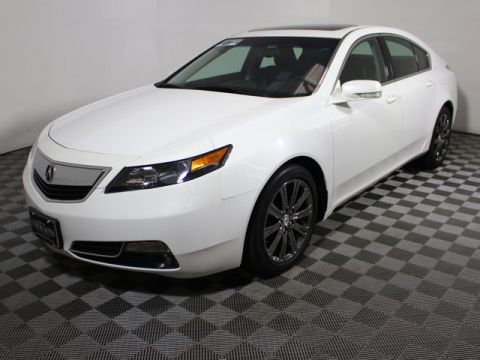 Used Acura TL 4dr Sedan Automatic 2WD Special Edition