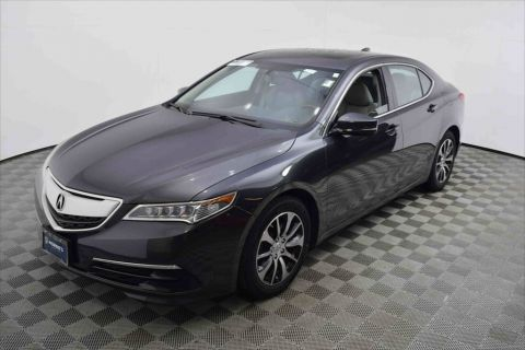 Used Acura TLX 4dr Sedan FWD