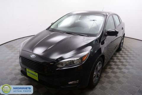 New Ford Focus SE Sedan