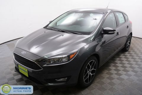 New Ford Focus SEL Hatch