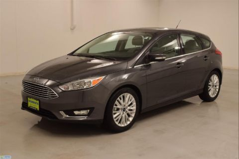 New Ford Focus 5dr Hatchback Titanium