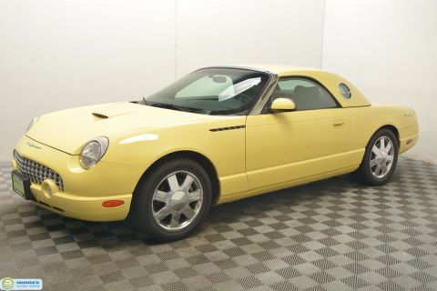 Used Ford Thunderbird 2dr Convertible w/Hardtop Premium