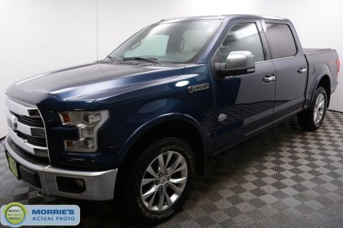 "Certified Used Ford F-150 4WD SuperCrew 145"" King Ranch"