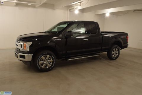 New Ford F-150 XLT 4WD SuperCab 6.5' Box