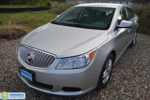 Used Buick LaCrosse 4dr Sedan CX