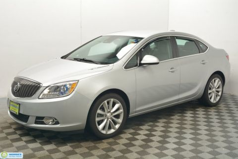 Used Buick Verano 4dr Sedan Convenience Group