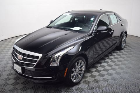 Certified Used Cadillac ATS Sedan 4dr Sedan 2.0L Luxury AWD