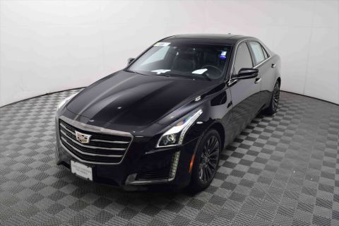 Certified Used Cadillac CTS Sedan 4dr Sedan 3.6L Luxury AWD