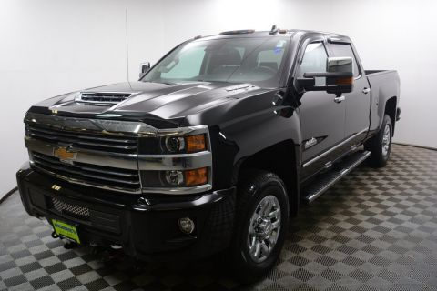 Used Chevrolet Silverado 3500HD HIGH COUNTRY