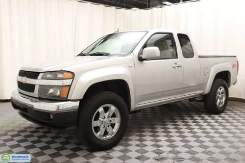 "Used Chevrolet Colorado 4WD Ext Cab 125.9"" LT w/2LT"