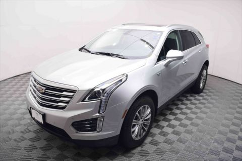 Certified Used Cadillac XT5 AWD 4dr Luxury