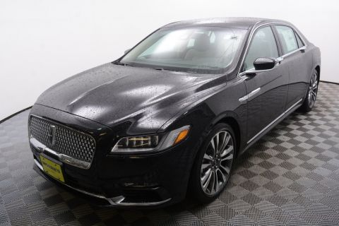 New Lincoln Continental Reserve AWD
