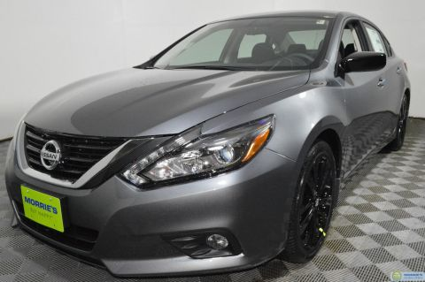 New Nissan Altima 2017.5 2.5 SR Sedan