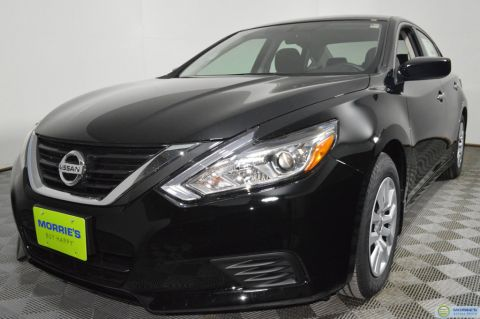 New Nissan Altima 2017.5 2.5 S Sedan