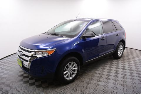 Certified Used Ford Edge 4dr SE FWD