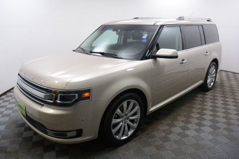 Certified Pre Owned  Ford Flex Limited Ecoboost Awd
