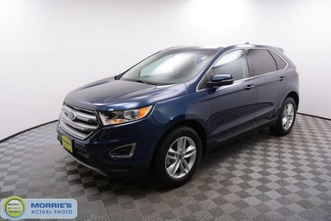 Certified Used Ford Edge SEL FWD