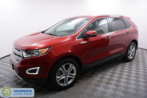 Certified Used Ford Edge 4dr Titanium AWD
