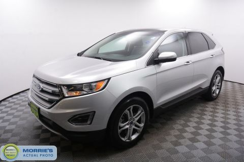 Certified Used Ford Edge Titanium AWD