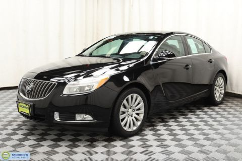 Used Buick Regal 4dr Sedan