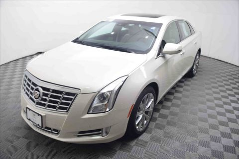 Certified Used Cadillac XTS 4dr Sedan Luxury AWD