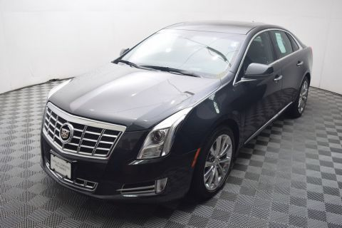Certified Used Cadillac XTS 4dr Sedan Premium AWD
