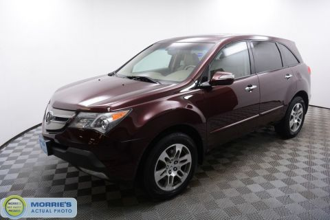 Used Acura MDX 4WD 4dr