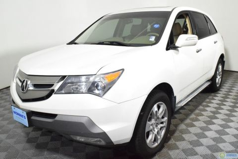 Used Acura MDX 4WD 4dr Tech/Pwr Tail Gate