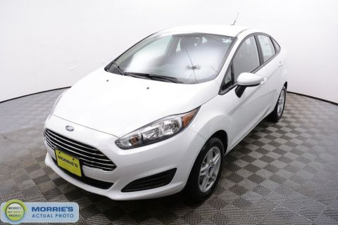New Ford Fiesta SE Sedan