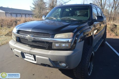 "Used Chevrolet Avalanche 1500 5dr Crew Cab 130"" WB 4WD"
