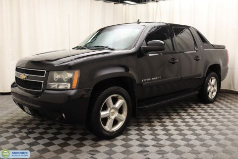 "Used Chevrolet Avalanche 4WD Crew Cab 130"" LT w/2LT"