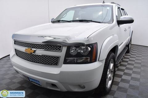 "Used Chevrolet Avalanche 4WD Crew Cab 130"" LTZ"