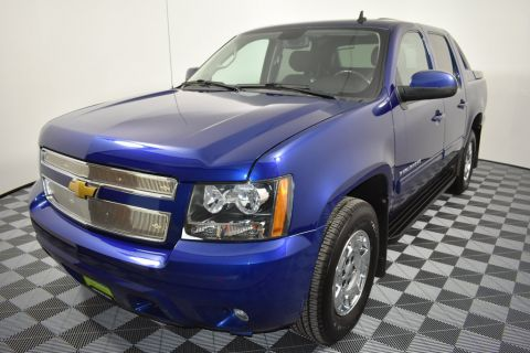 Used Chevrolet Avalanche 4WD Crew Cab LT