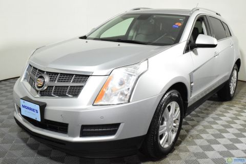 Used Cadillac SRX AWD 4dr Luxury Collection