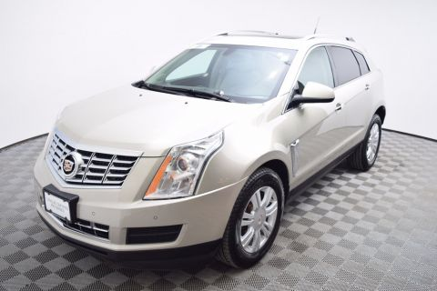 Certified Used Cadillac SRX AWD 4dr Luxury Collection