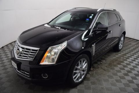 Certified Used Cadillac SRX AWD 4dr Performance Collection