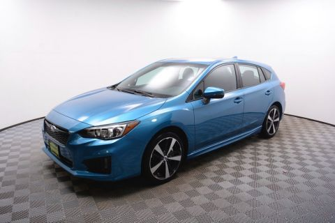 New Subaru Impreza 2.0i Sport 5-door Manual