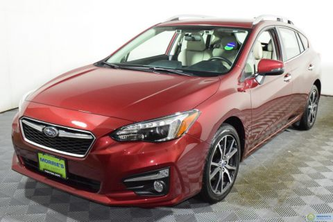 Certified Used Subaru Impreza 2.0i Limited 5-door CVT