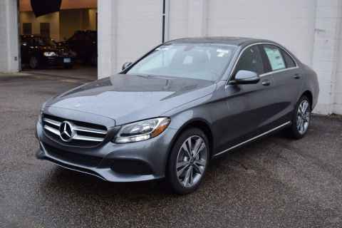 New Mercedes-Benz C-Class C 300 4MATIC® Sedan