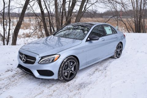 New Mercedes-Benz C-Class AMG® C 43 4MATIC Sedan