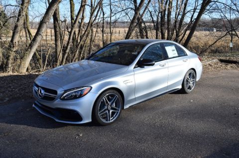 New Mercedes-Benz C-Class AMG® C 63 Sedan
