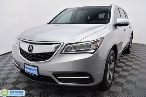 Used Acura MDX AWD 4dr