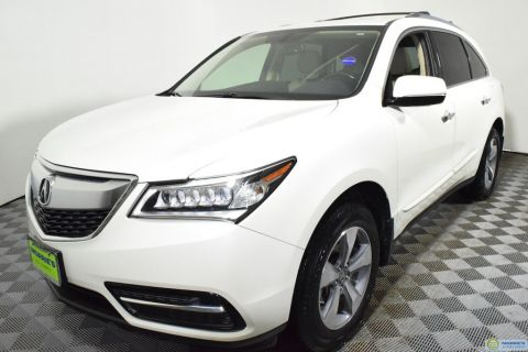 Used Acura MDX 4DR AWD