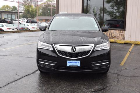 Used Acura MDX 4DR SH-AWD