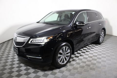 Used Acura MDX AWD 4dr Tech Pkg