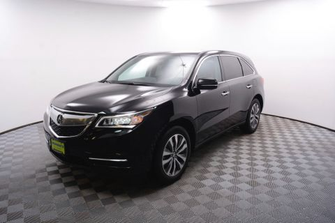 Used Acura MDX SH-AWD 4dr w/Tech/AcuraWatch Plus
