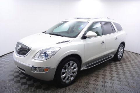 Used Buick Enclave AWD 4dr Premium