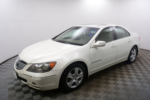 Used Acura RL 4dr Sedan Automatic