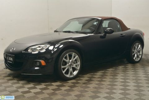 Certified Used Mazda MX-5 Miata 2dr Convertible Manual Grand Touring